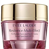 Estee Lauder Resilience Multi-Effect Tri-Peptide Face and Neck Creme SPF 15 For...