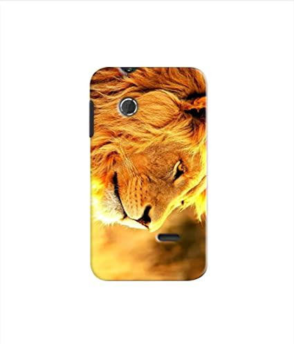 pretty nice 4ca08 63703 Sony Xperia Tipo St21i Lion Uv Printed Back Cover by: Amazon.in ...