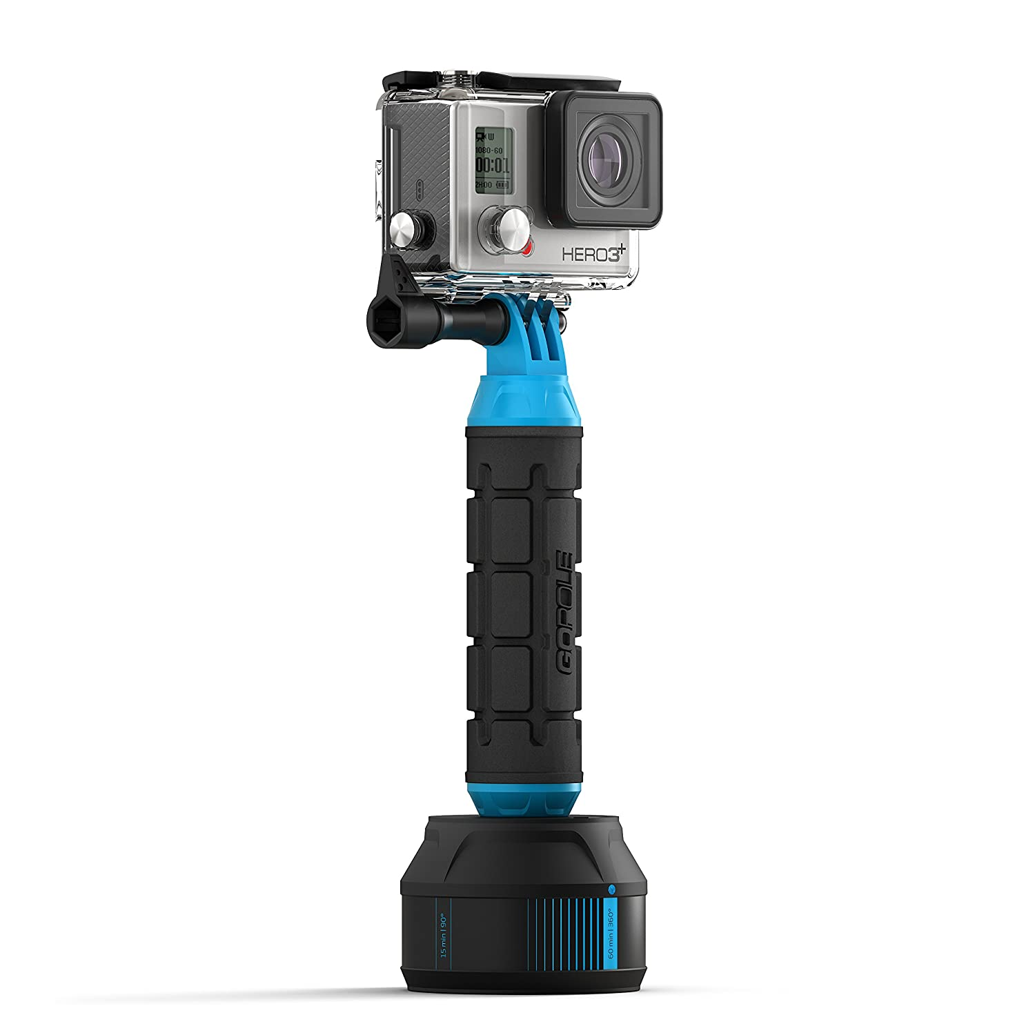 d96259bcf96252 GoPole 360 Degree Time Lapse Tripod Attachment for: Amazon.co.uk: Camera &  Photo