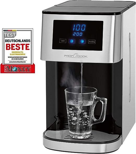 ProfiCook PC-HWS 1145 Heißwasserspender Wasserkocher Heisswasser-Spender LED