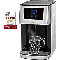 Profi Cook PC-HWS 1145 warmwaterdispenser, roestvrijstalen behuizing, warm water met één druk op de knop in ca. 3…