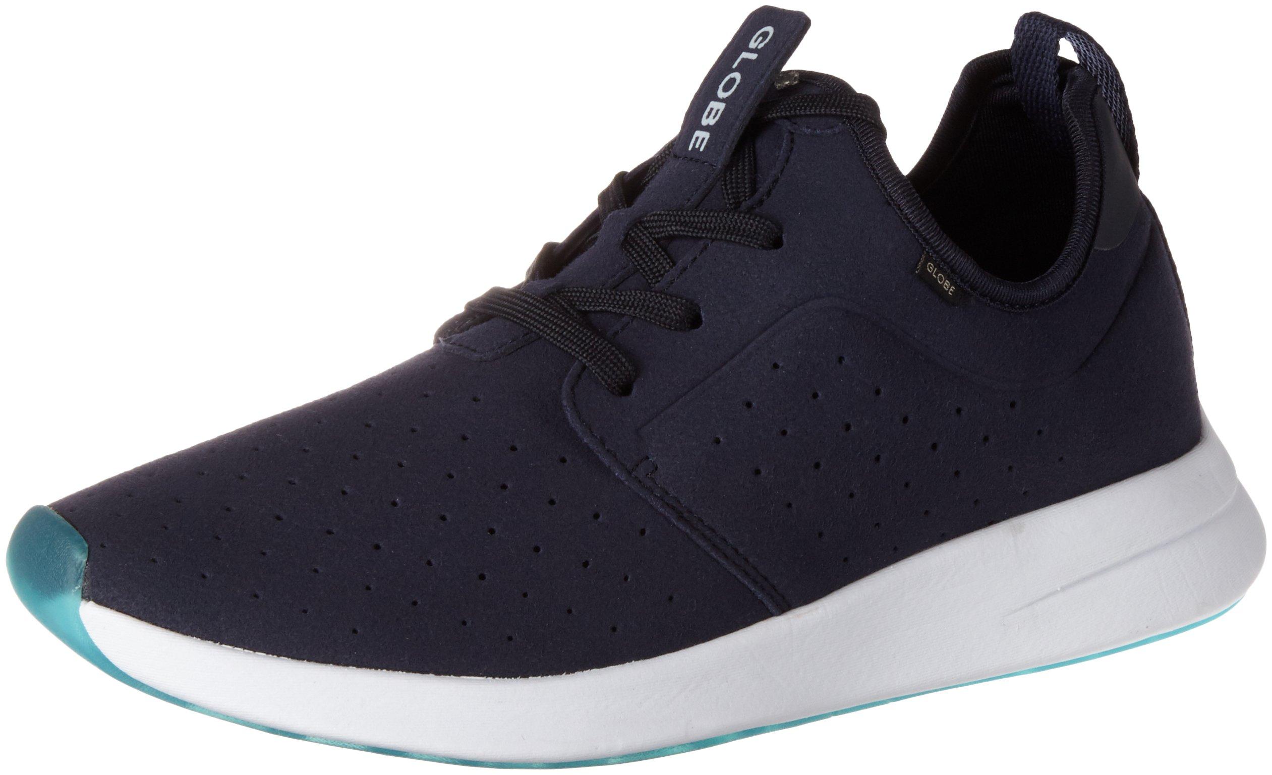 Globe Dart Lyt Shoes in Navy White UK 12
