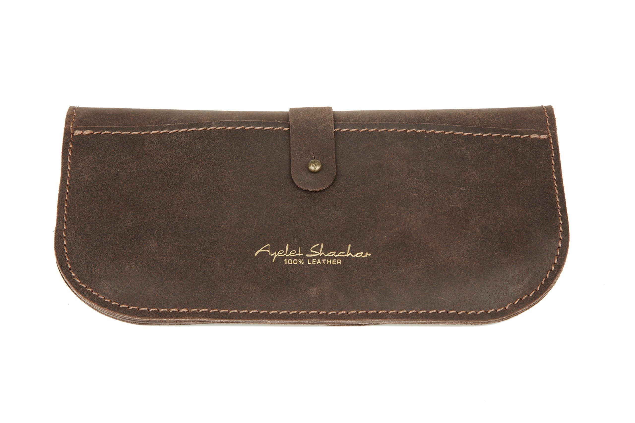 Handmade Leather Purse Wallet For Women