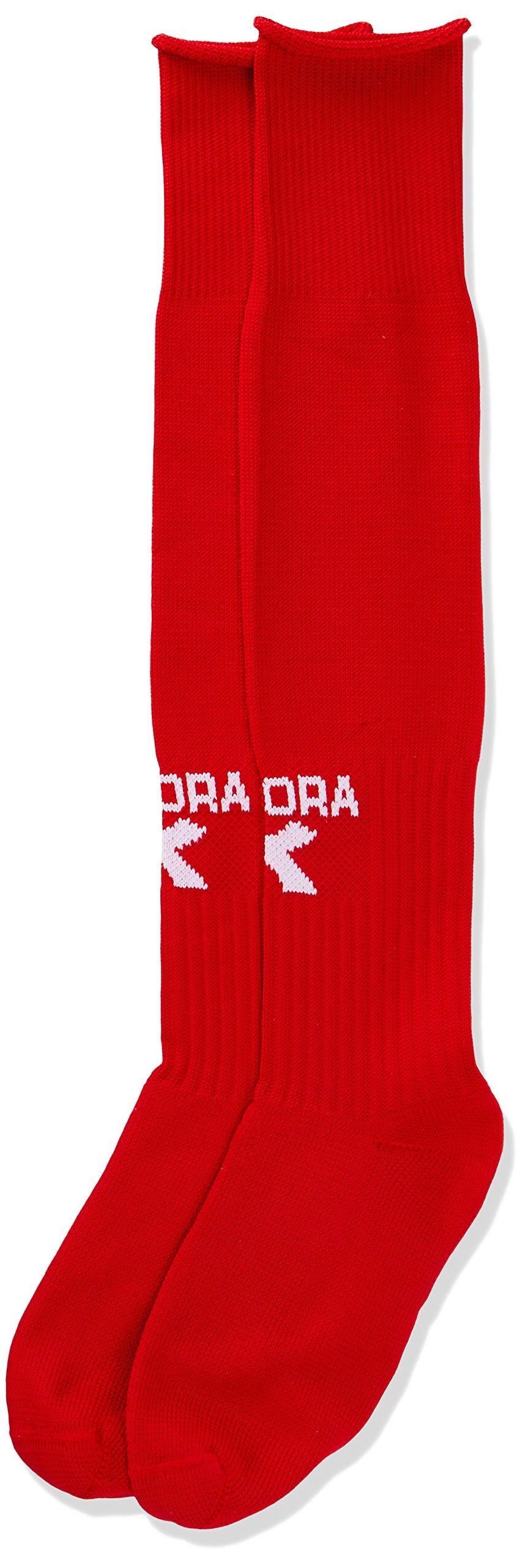 Diadora Squadra Soccer Socks, Large, Red by Diadora