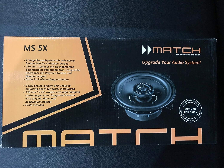 Match Ms 5x Elektronik
