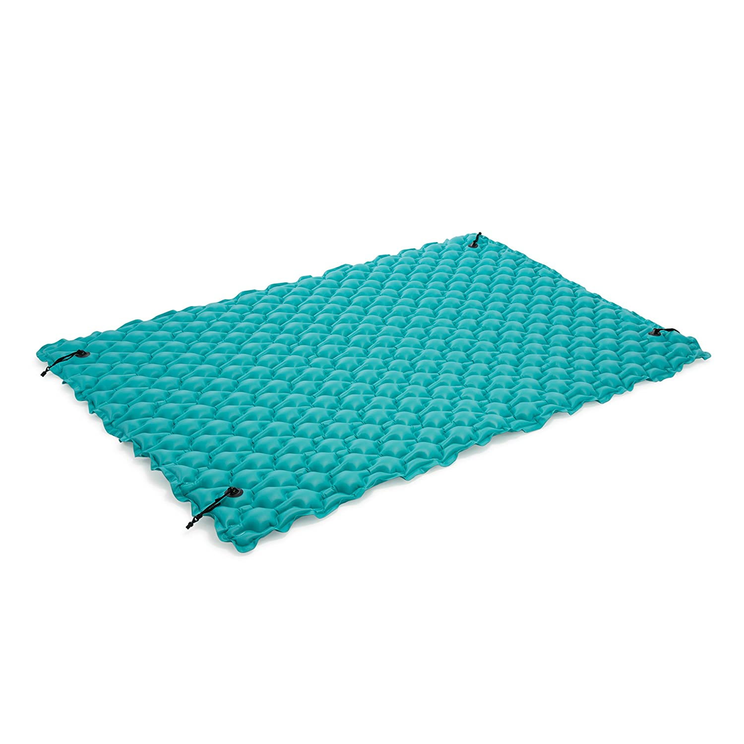 "Intex Giant Inflatable Floating Mat, 114"" X 84"" best summer water toys"