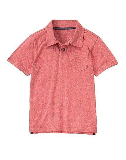 87fc1aeba Amazon.com: Gymboree Boys' Pocket Polo Shirt: Clothing
