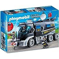 PLAYMOBIL City Action Vehículo con luz LED