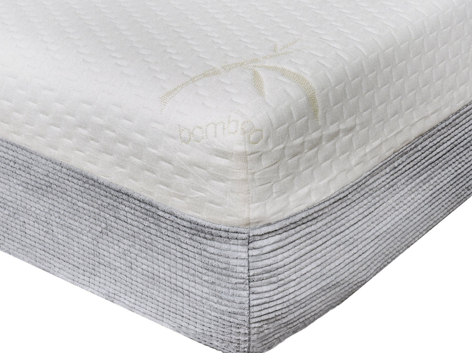 red nomad 10 luxury memory foam mattress certipur us certified