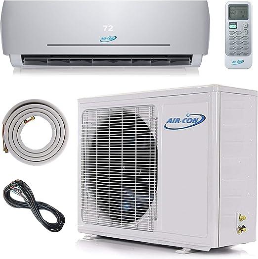 Amazon Com 12000 Btu Mini Split Air Conditioner Ductless Ac