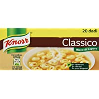 Knorr Dado Classico - 20 Cubetti