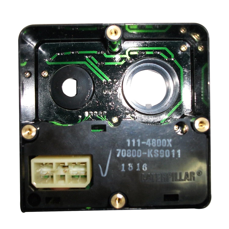 Amazon.com: 111-4800 111-4800X Head Lamp Wiper Controller- SINOCMP Head Lamp and Wiper Controller for 320B E320B Excavator Parts, 3 Month Warranty: ...