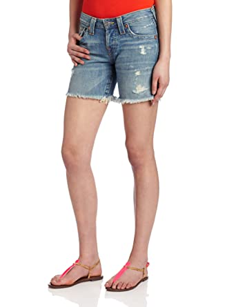 467653334e Amazon.com: True Religion Women's Jayde Om Short, T4 Wagoneer, 24 ...