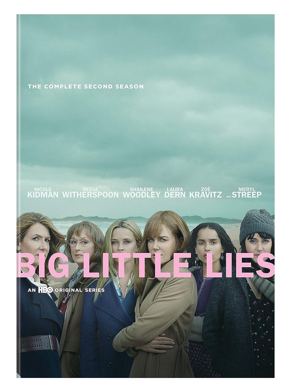 Big Little Lies: The Complete Second Season (DVD)
