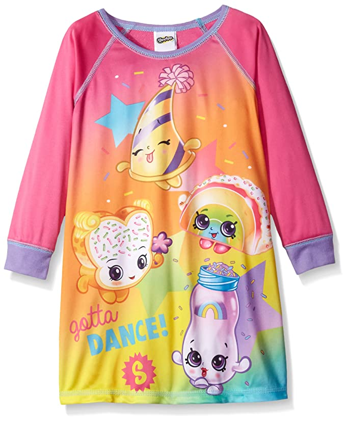 Shopkins Girls Nightgown ONLY.