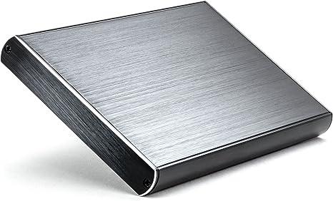 CSL - USB 3.0 Carcasa de Disco Duro para Discos Duros de 2,5 ...