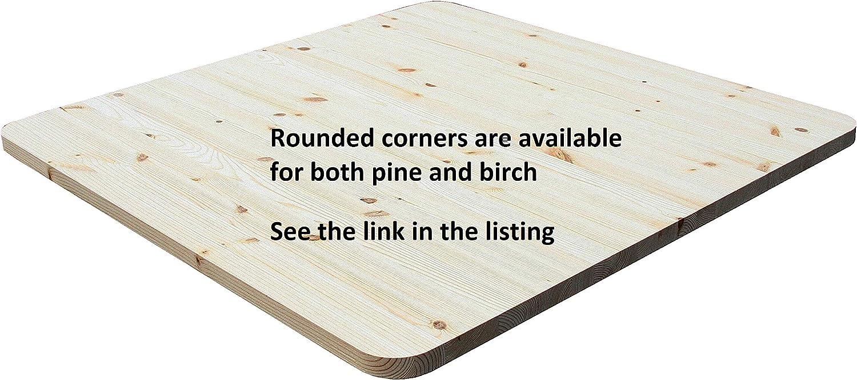 Allwood 1.5 x 30 x 48 Birch Workbench