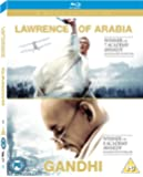 Gandhi/Lawrence Of Arabia [Blu-ray] [2015] [Region Free]