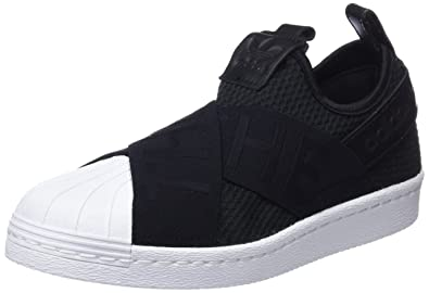 adidas - Superstar Slip ON - CQ2382 - Color: Black - Size: 6.0