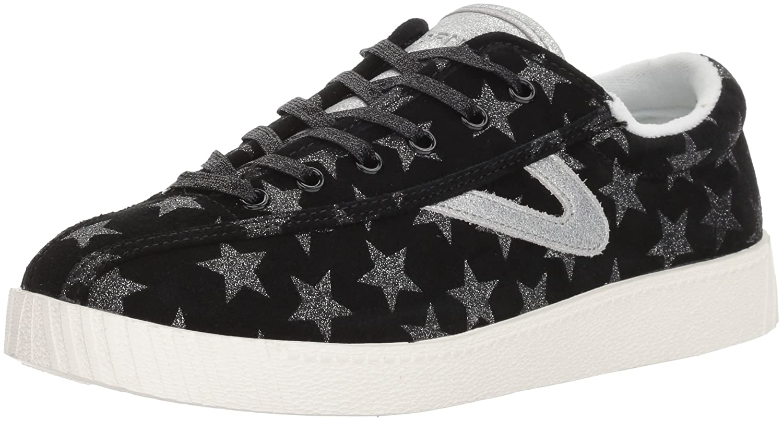 Tretorn Women's Nylite25plus Sneaker B0797HR8DW 12 M US|Black01