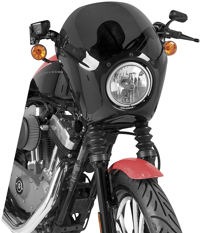 Arlen Ness 06-037 Black Direct Bolt-On Fairing Z26-2889