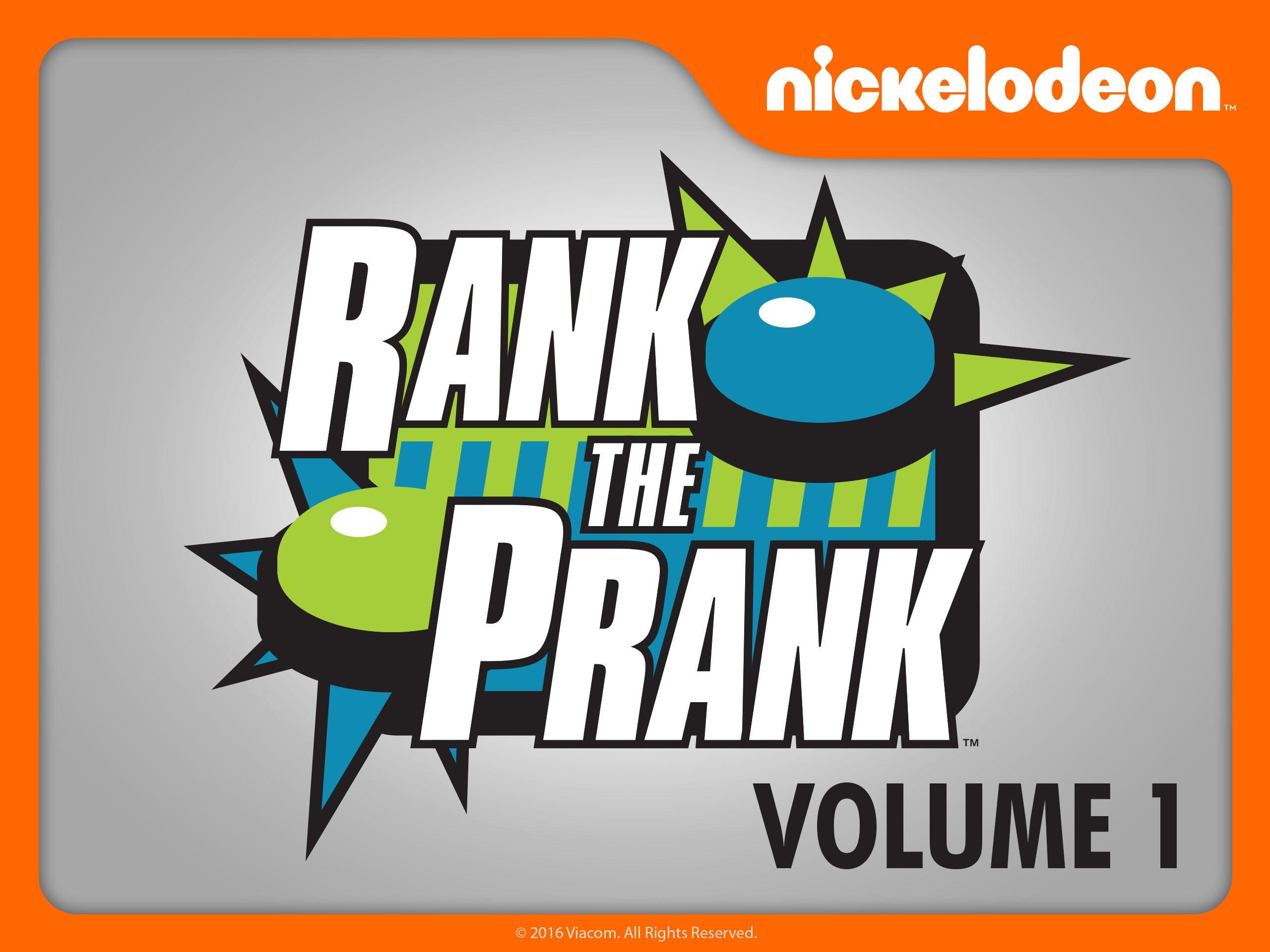 Amazon.com: Rank the Prank Season 1