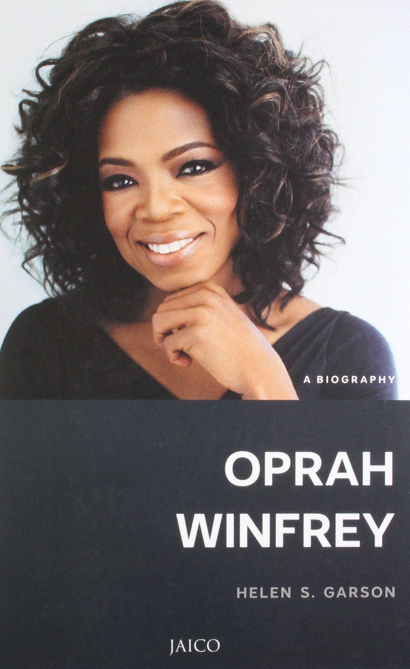 Oprah winfrey autobiography