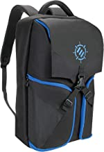 ENHANCE Universal Gaming Laptop Backpack and Console Storage Case for PS4
