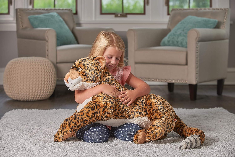 30 Inches Plush Toy Gifts for Kids Wild Republic Jumbo Woolly Mammoth Plush Giant Stuffed Animal