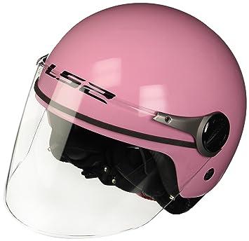 LS2 - Casco Moto, Rosa, ...