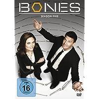 Bones - Season Five [Alemania] [DVD]