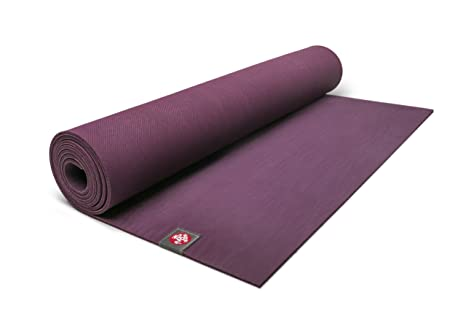 Manduka eKO Yoga Mat 79 Long (Acai) by Manduka: Amazon.es ...