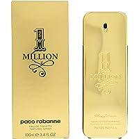 Paco Rabanne 1 Million Eau de Toilette for Men, 100 ml