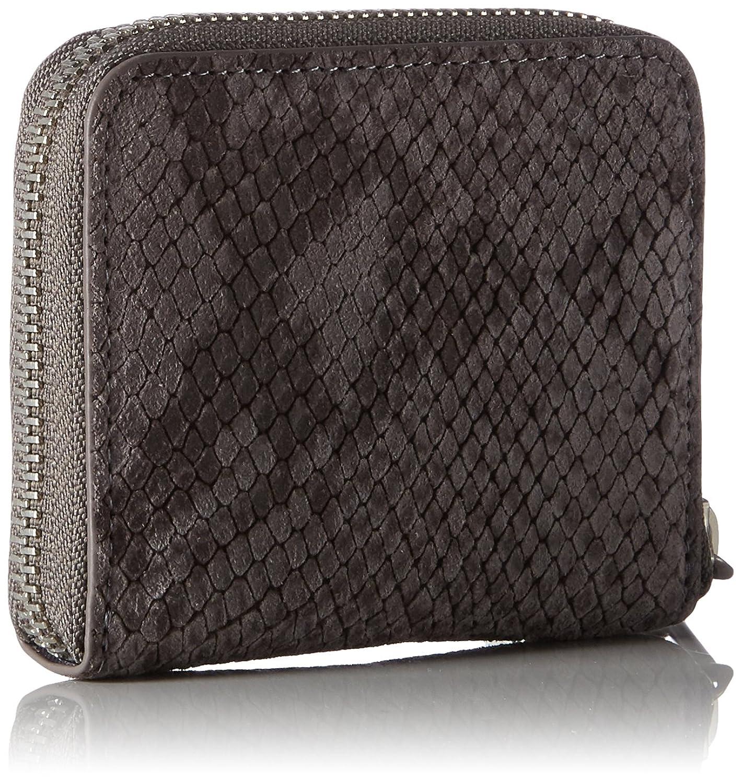 Doth7 Serpen, Womens Wallet, Mehrfarbig (Snake Grey), 3x11x9 cm (wxhxd) Liebeskind
