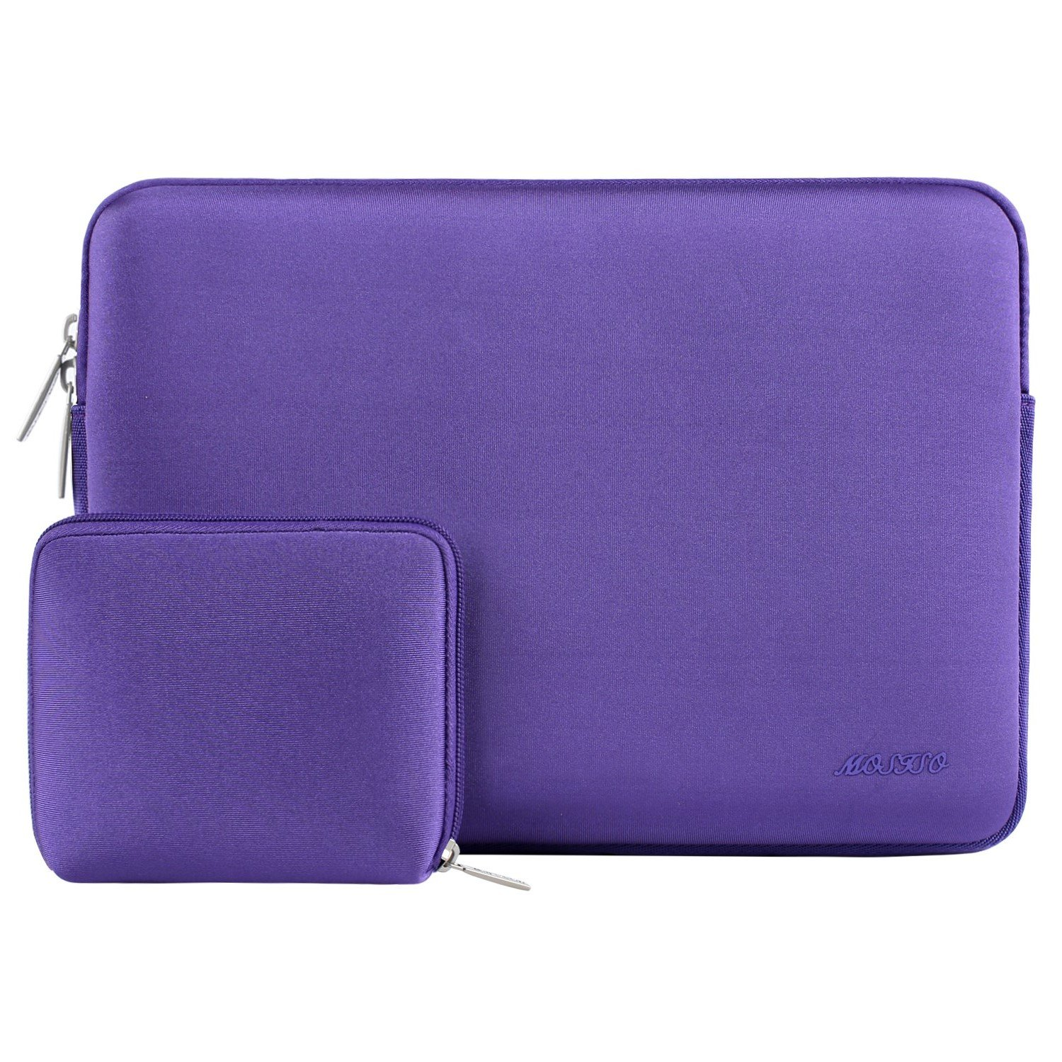 Ultrabook Netbook Tablet with Small Case Water Repellent Neoprene Carrying Cover Airy Blue MOSISO Laptop Sleeve Bag Compatible 11-11.6 Inch MacBook Air