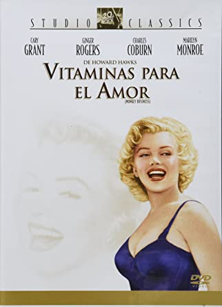Vitaminas Para El Amor (Region 4 DVD) (Monkey Business)