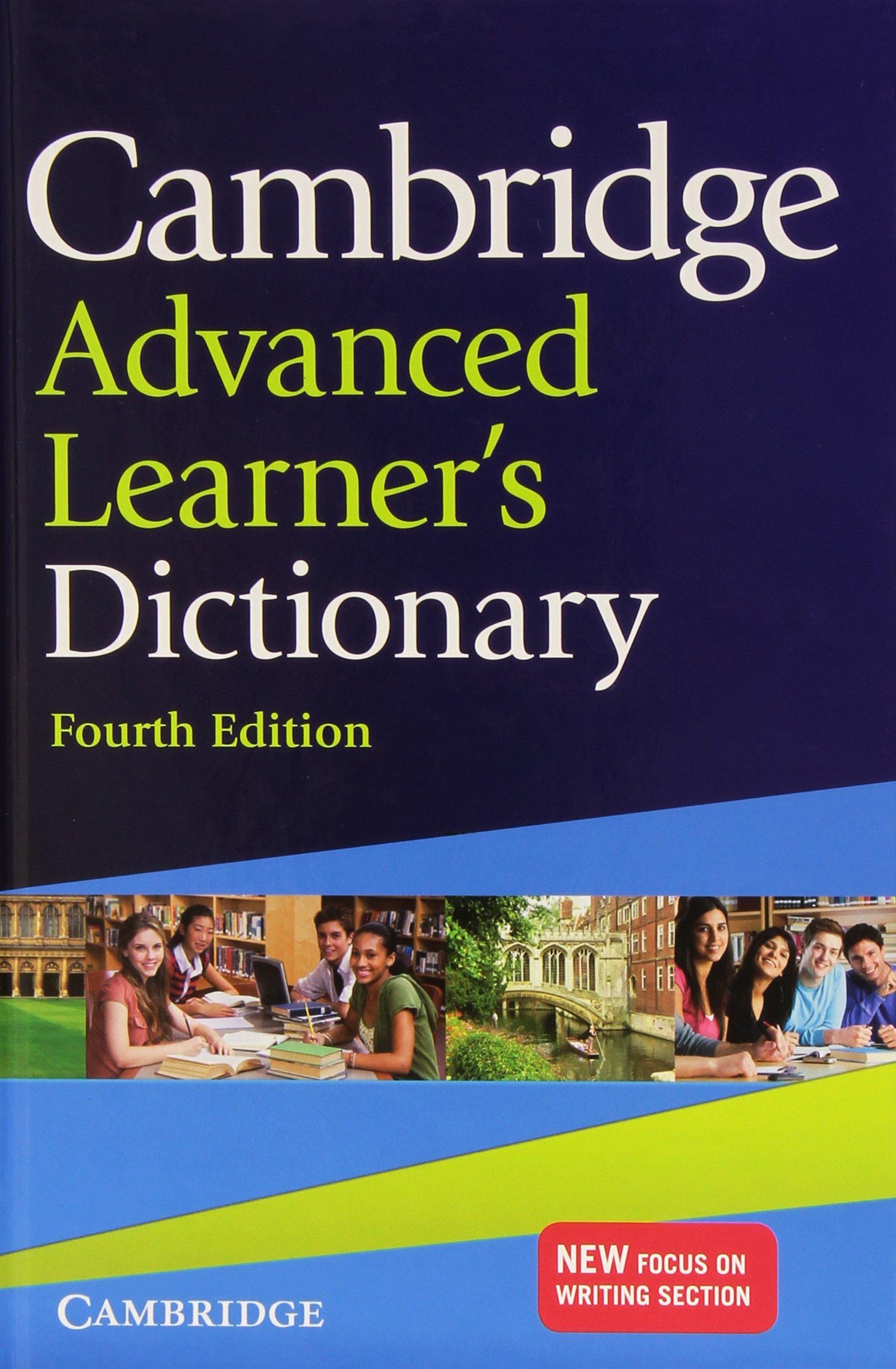 Cambridge Advanced Learner's Dictionary  Mcintosh, Colin Amazon ...