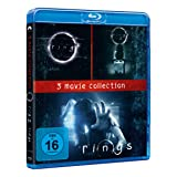 The Ring / The Ring Two / Rings [Blu-ray]