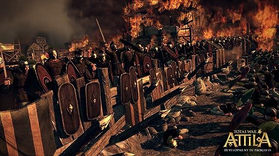 Total War: Attila: Amazon.es: Videojuegos