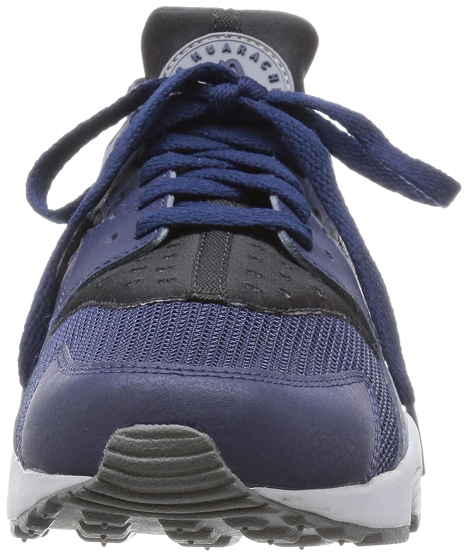 huge discount 1d860 40895 ... wolf grey ash grey bamboo brown on feet 3f167 b5c8a  discount code for nike  air men running s air huarache running shoes midnight navy b075z29kbw dark