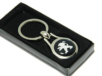 Peugeot metal Llavero Llavero de regalo: Amazon.es: Coche y moto