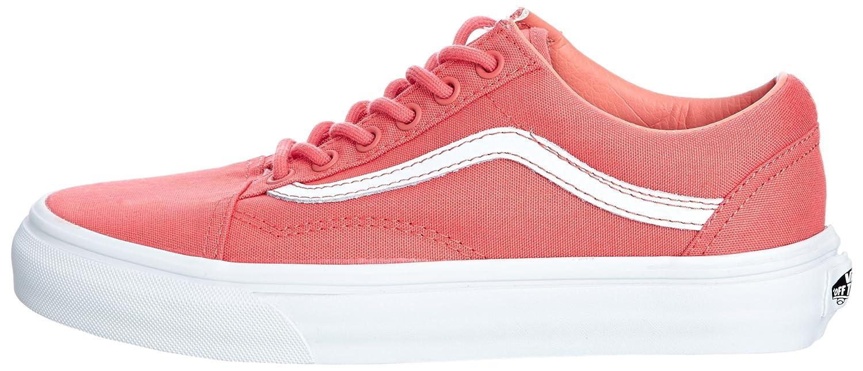 Vans U U Vans Old Skool VD3HY28 Unisex-Erwachsene Sneakers Rot 1abd20