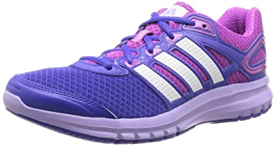 d12f33619ba adidas Duramo 6 Womens Ladies Running Fitness Trainer Shoe Purple Pink - US  6