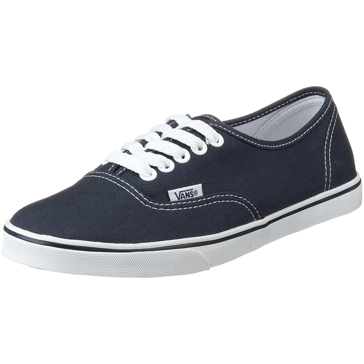 Vans Authentic B002OL395Q 6.5 M US Women / 5 M US Men|Navy/True White