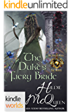 World of de Wolfe Pack: The Duke's Fiery Bride (Kindle Worlds Novella)