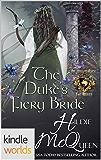 World of de Wolfe Pack: The Duke's Fiery Bride (Kindle Worlds Novella)