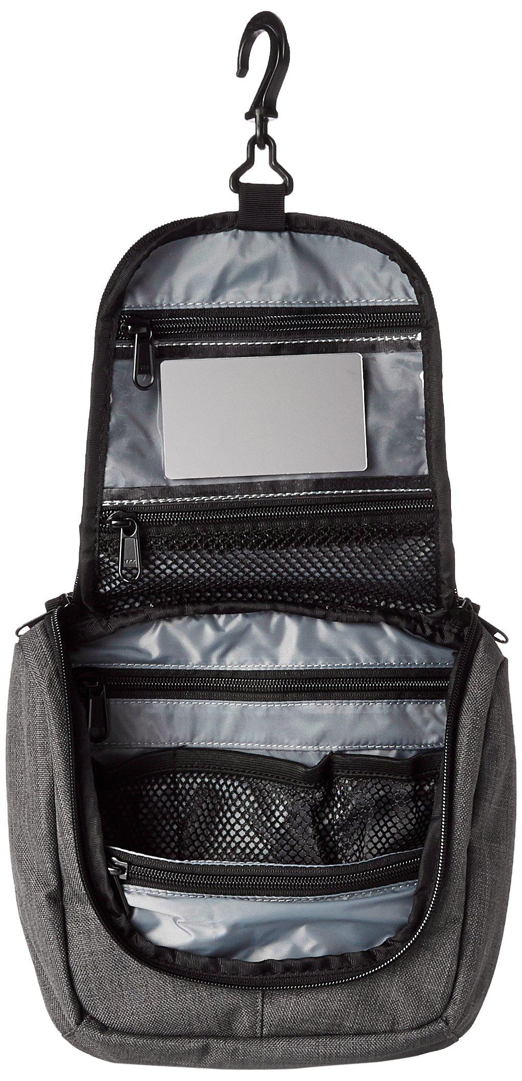 Dakine Travel Kit Toiletry Bag, One Size, Carbon by Dakine (Image #6)
