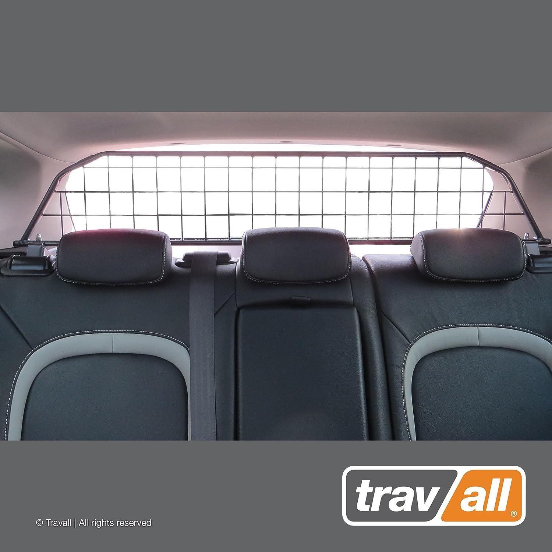 Travall Guard Hundegitter Tdg1442 Maßgeschneidertes Trenngitter In Original Qualität Auto