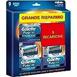 Gillette Têtes de rechange pour rasoir–Lot de 9recharges