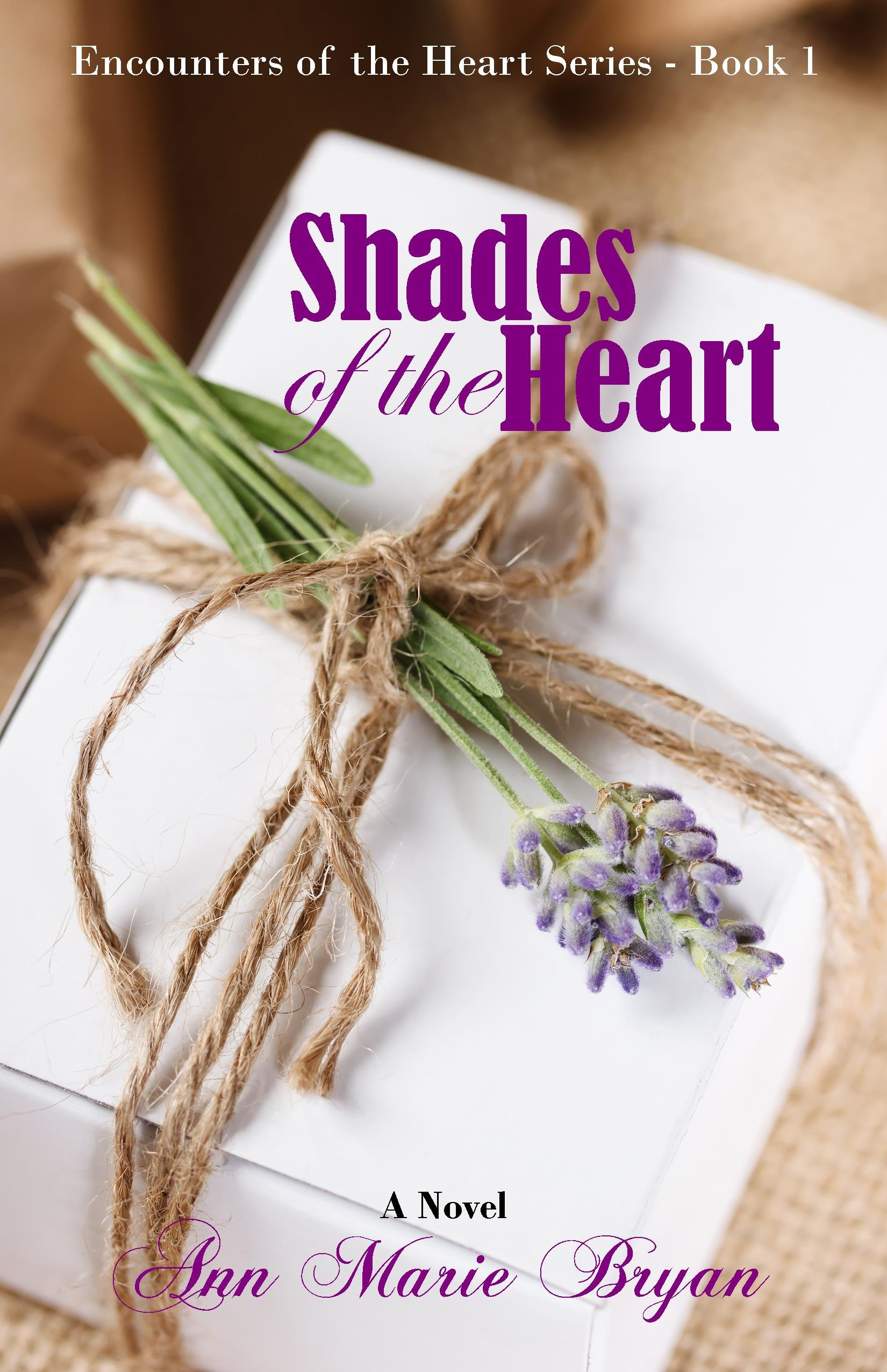 Shades Of The Heart  Encounters Of The Heart Book 1   English Edition